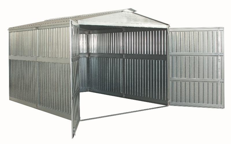 Ferredil cer attrezzature edili e idrauliche for Box lamiera prezzi