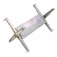 Scalino alluminio scala retrattile
