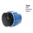 Tappo tubi pvc