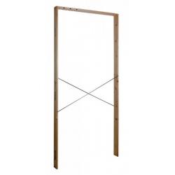 Controtelaio legno universale c/tirante ferro