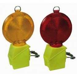 Lampada c/lampeggiante monobatteria s/batteria