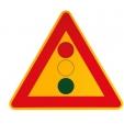 Attenzione semaforo