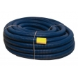 Tubo blu pvc corrugato doppia parete