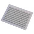 Griglia pvc ventilazione c/rete