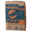 Malta adesiva cartongesso Map sacco kg 25