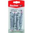 Fischer blister 4 tasselli TA M-S K