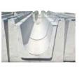 Canala cemento standard mt1