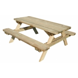 Tavolo legno pic nic mod. Teo