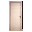 Porta per interni reversibile in laminatino Rovere Sbiancato
