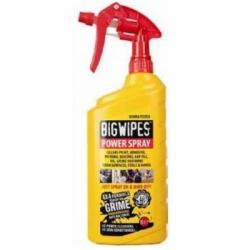 Power Spray Big Wipes