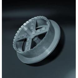 Fresa svasante in acciaio per pannello EPS mm 65